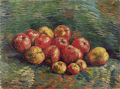 Still Life with Apples Vincent van Gogh
